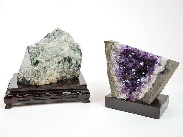 15: Pair of Geodes