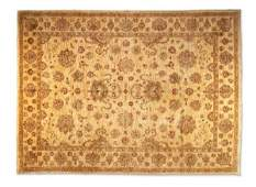 79: A PAKISTAN OUSHAK RUG, New, Suggests the antique Tu
