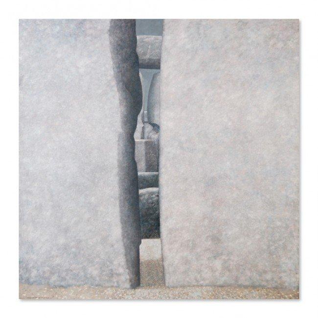 7: NORMAN STEVENS, A.R.A., (British, 1937-1988), Painte