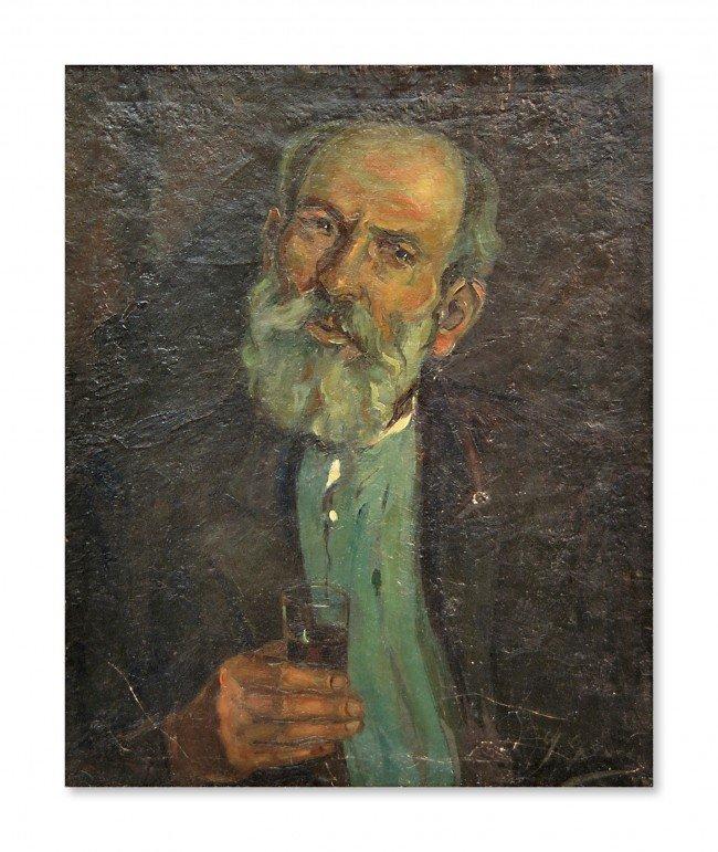 10: Possibly JOSEPH GRANIÉ (French, 1866-1915), Portrai