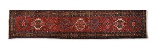 134 A HERIZ CARPET Northwest Persia Circa Early Twen