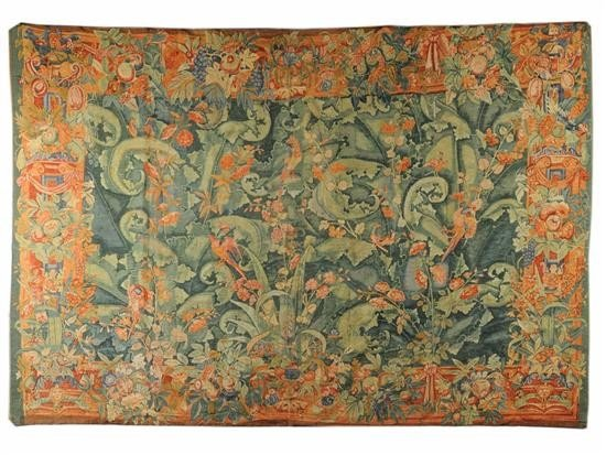 40A: A WALL TAPESTRY