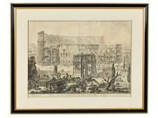 147 GIOVANNI BATISTA PIRANESI Italian 17201778 A