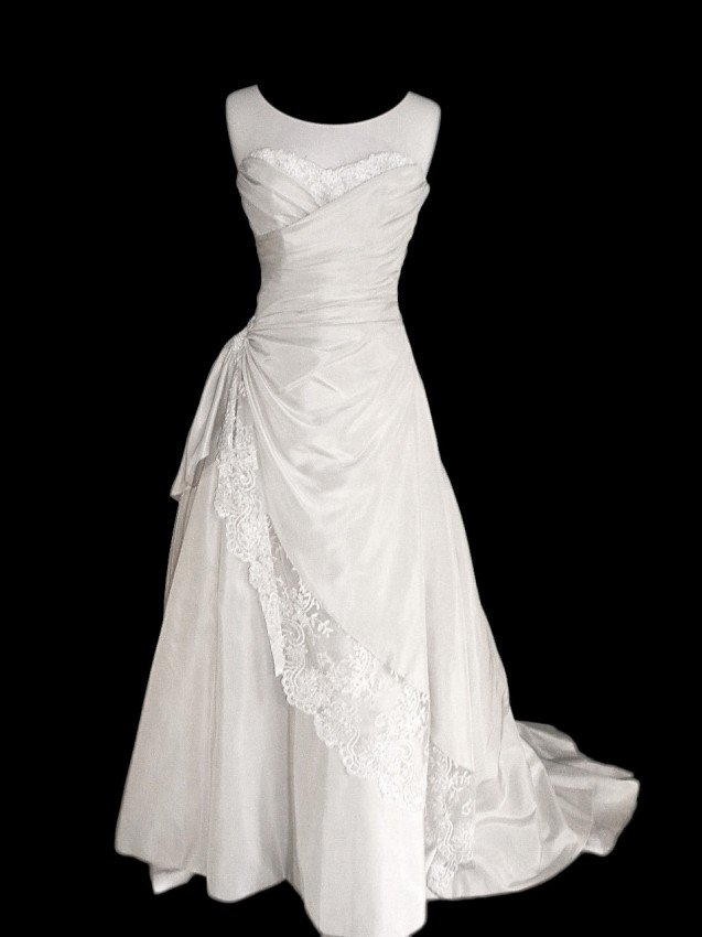 1: WEDDING GOWN by Maggie Sottero Size 8 Style Name/Num