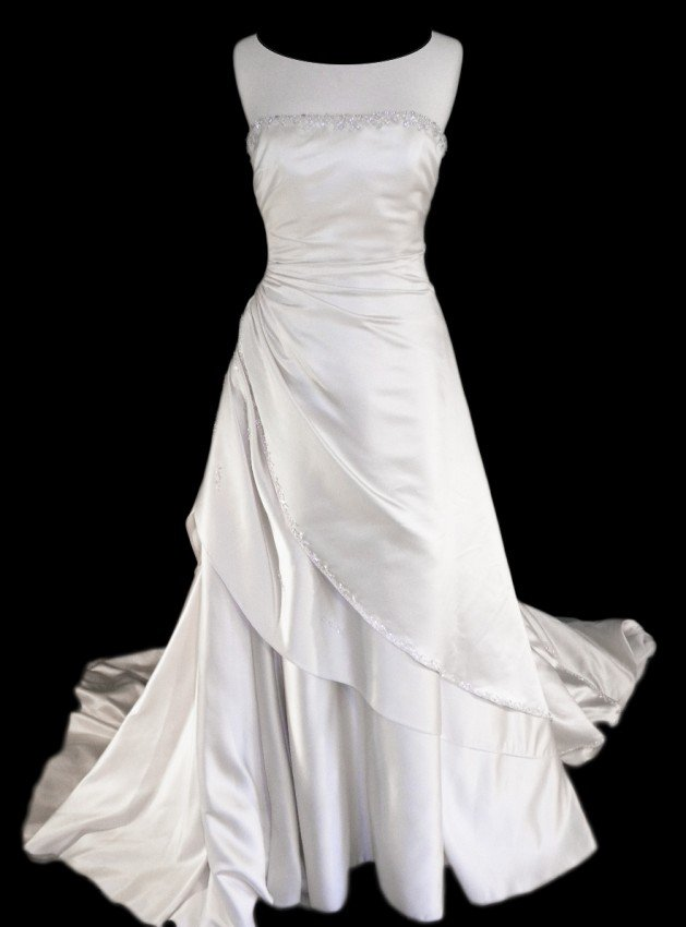 2: WEDDING GOWN by Maggie Sottero Size 12 Style Name/Nu