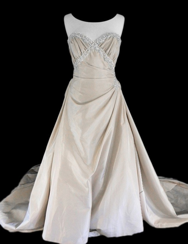 3: WEDDING GOWN by Maggie Sottero Size 12 Style Name/Nu
