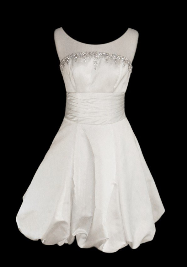 7: WEDDING GOWN by Emerald Bridal Size 6 Style Name/Num