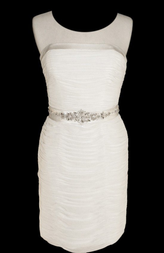 8: WEDDING GOWN by Faviana Size 8 Style Name/Number: SH
