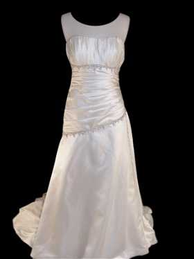 10 WEDDING GOWN By Emerald Bridal Size Style Name N