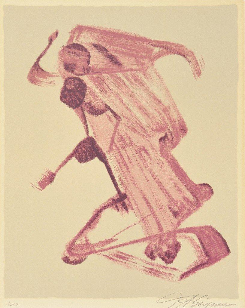 12: DAVID ALFARO SIQUEIROS, (Mexican, 1896-1974), Priso
