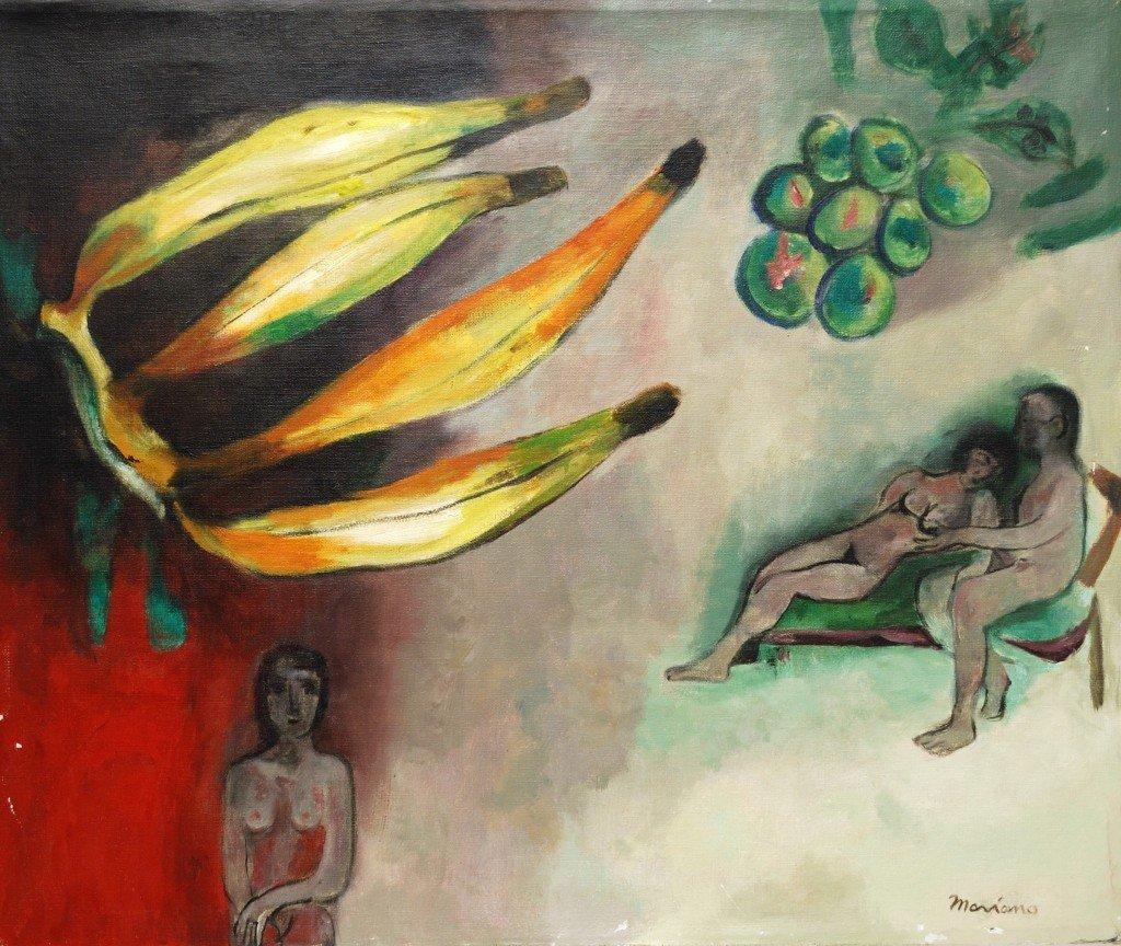21: MARIANO RODRIGUEZ, (Cuban, 1912-1990), Untitled (Pl