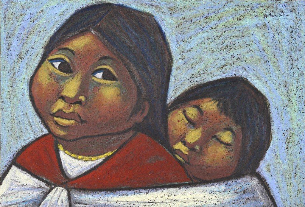 23: Arturo Nieto, (Ecuadorian, Twentieth Century), Unti