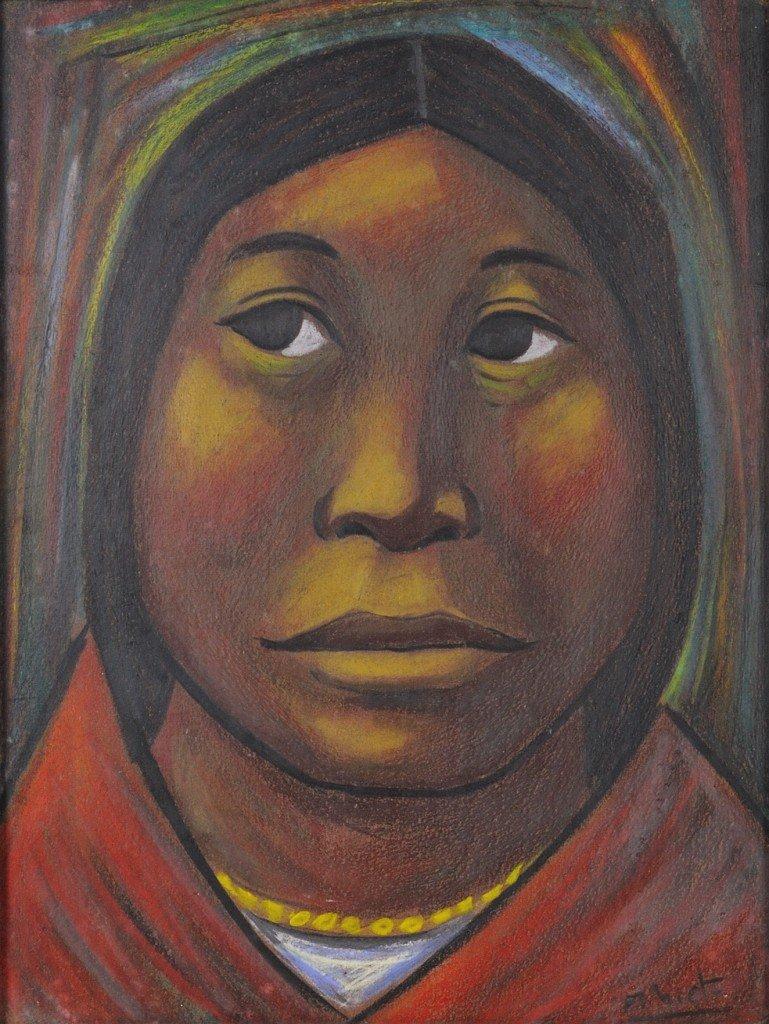 24: ARTURO NIETO, (Ecuadorian, Twentieth Century), Unti