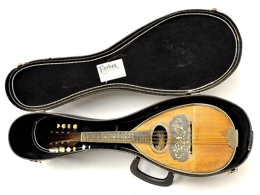 an american marca aquila bowl back mandolin