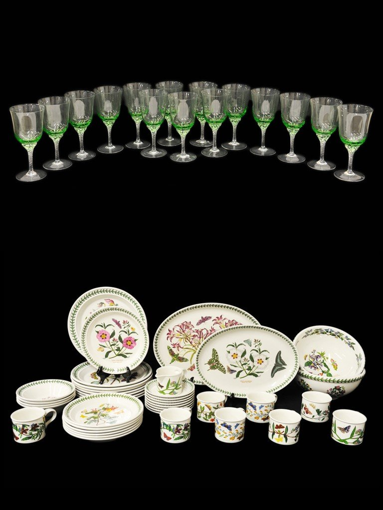 6: THE BOTANIC GARDEN BY PORTMERION DINNER SERVICE AND