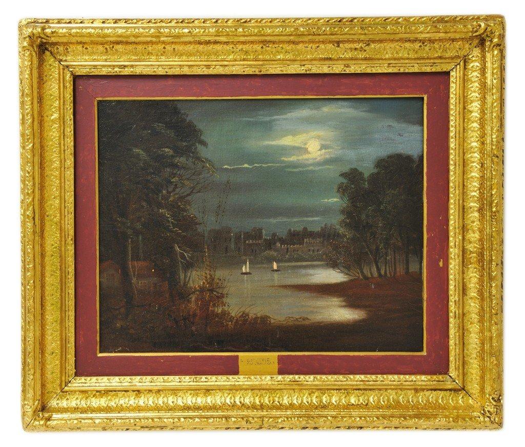 42: HAWTHORNE LEWIS SMYTH, (Twentieth Century), Moon Ov