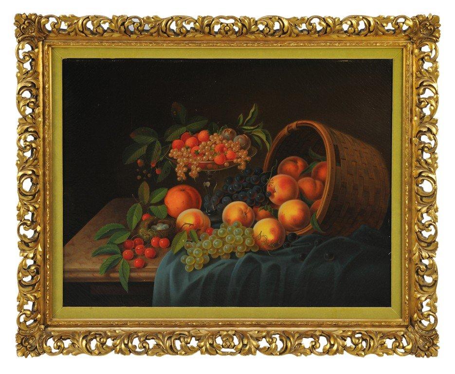 """24: RICHARD HALL,  (American, 1857-1942) """"Still-Life"""""""