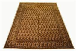 109 A KASHAN BOTEH RUG Circa 1960s 12 ft 10 in x 10
