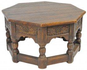4: A MID CENTURY CALIFORNIA SPANISH STYLE TABLE