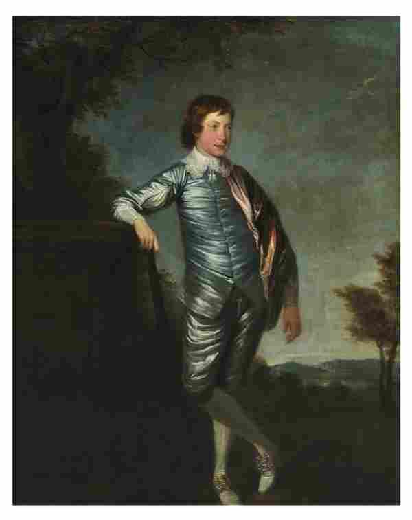 "DAVID MARTIN, British (1736-1798), ""PORTRAIT OF JOH"