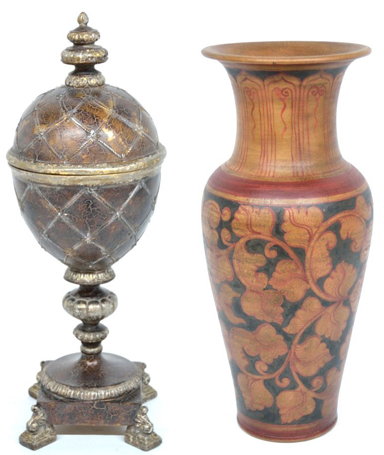 70: AN URN AND A VASE