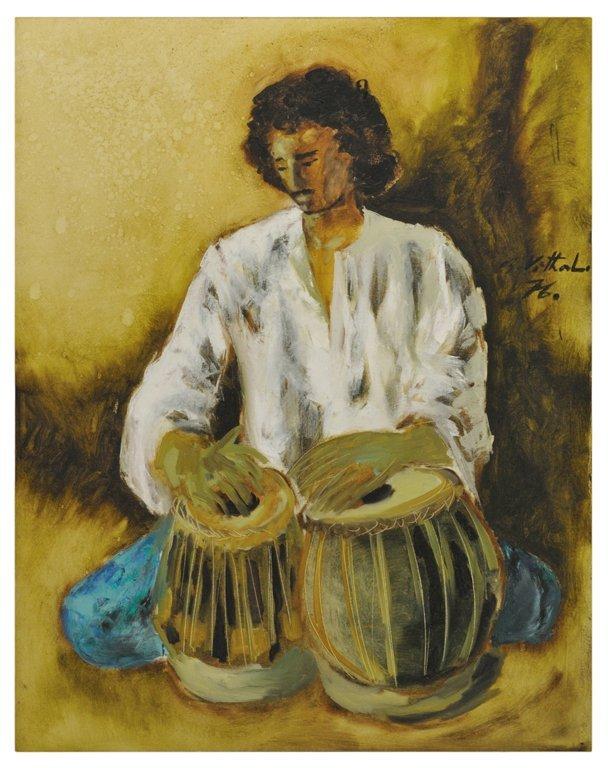 114: B. VITHAL (INDIAN 1935 - 1992)