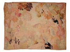77: CONTINENTAL FRENCH TAPESTRY