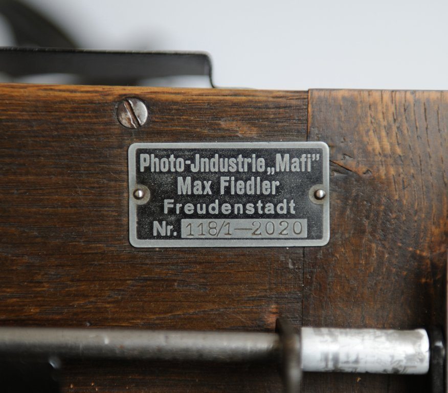 204: A RARE MAFI SWISS FILM-DEVELOPING MACHINE- PHOTOLA - 3