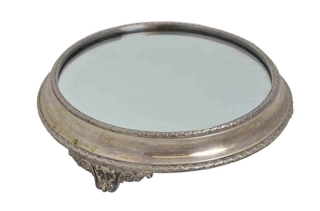 6: MAPPIN BROTHERS MIRROR PLATEAU