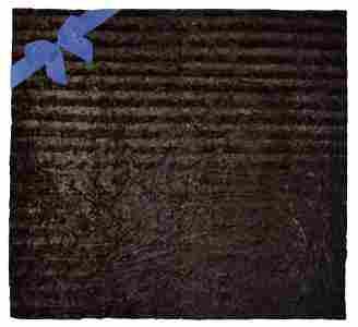 "11: ""HIS"" KING SIZE MAHOGANY MINK COVERLET"