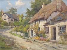 Alfred Fontville De Breanski Jr. (British, 1877 -1957)