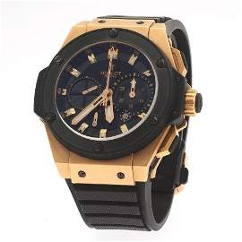 Hublot King Power 18k Rose Gold and Exotic Material