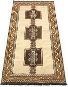 Fine Semi-Antique Hand Knotted Qashghai Shiraz Carpet