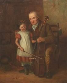 Erskine Nicol (British, 1825 - 1904)