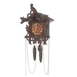 German Cuckoo Clock circa 1915