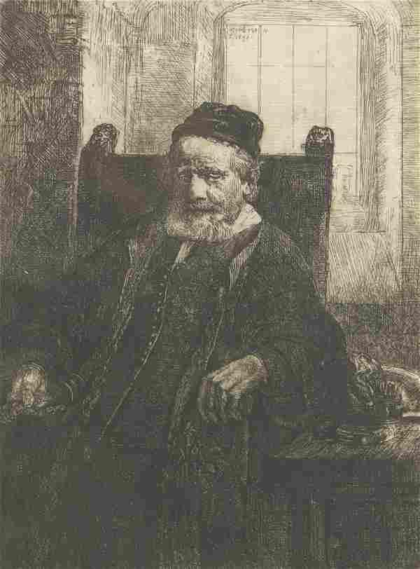 Rembrandt Harmensz van Rijn (Dutch, 1606 - 1669)
