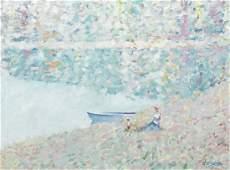 Lisandro Lopez Baylon (Argentinian, b. 1951)