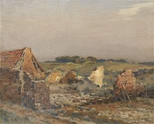 Jean Charles Cazin (French, 1841 - 1901)