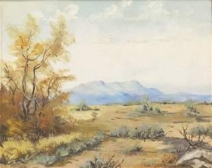 William Posey Silva (Americna, 1859 - 1948)