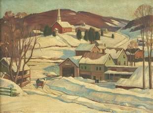 R. McGuire (American, 20th Century)