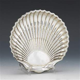 Petite Sterling Silver Shell Dish