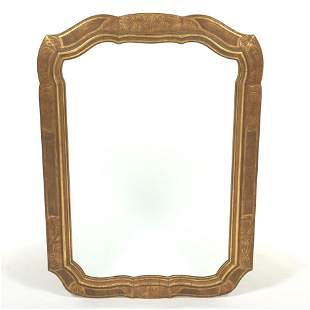 D. Milch & Son Traditional Style Wall Mirror