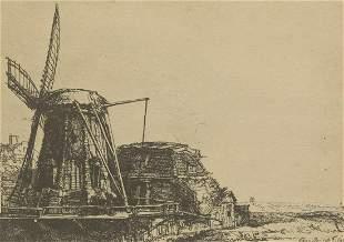 After Rembrandt van Rijn (Dutch, 1606 - 1669)