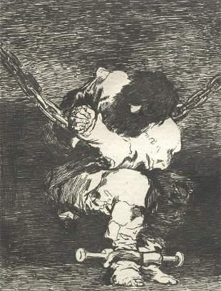 After Francisco de Goya (Spanish, 1746 - 1828)