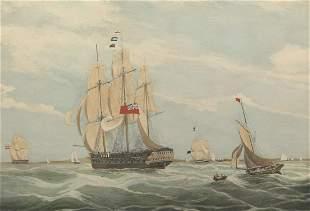 After William John Huggins (British, 1781 - 1845)