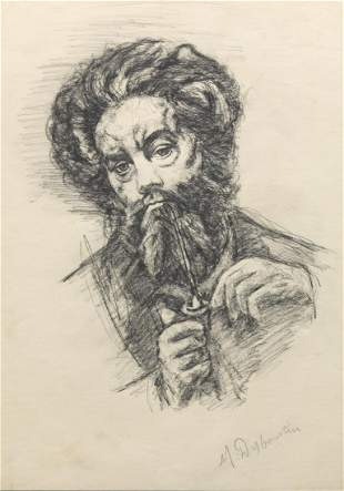 Marcellin Gilbert Desboutin (French, 1823 - 1902)