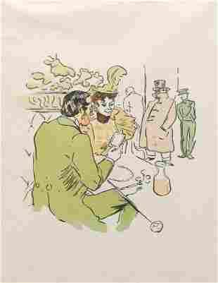 Henri de Toulouse-Lautrec (French, 1864 - 1901)