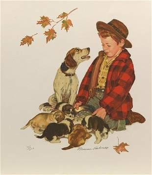 Norman Rockwell (American, 1874 - 1978)