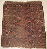 ANTIQUE PERSIAN ROOM-SIZED RUG
