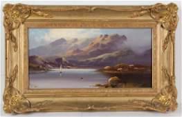 JOHN HENRY BOEL (BRITISH, ACTIVE 1875-1922) SCOTTISH